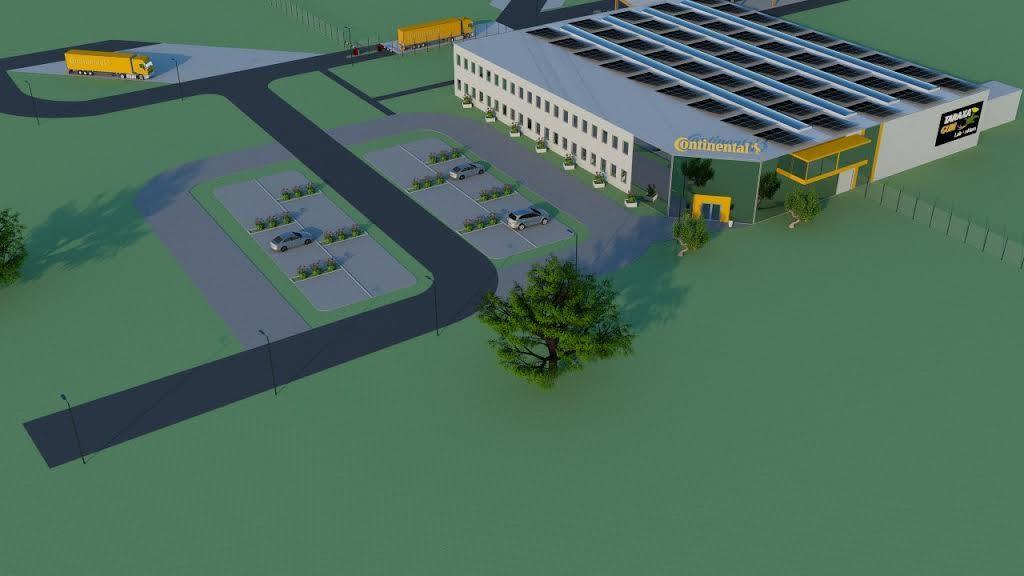 Continental запускает строительство лаборатории Taraxagum