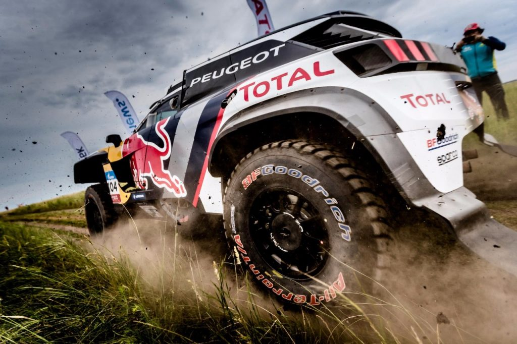 Peugeot Total сохраняет  лидерство в общем зачете ралли «Шелковый путь-2017»