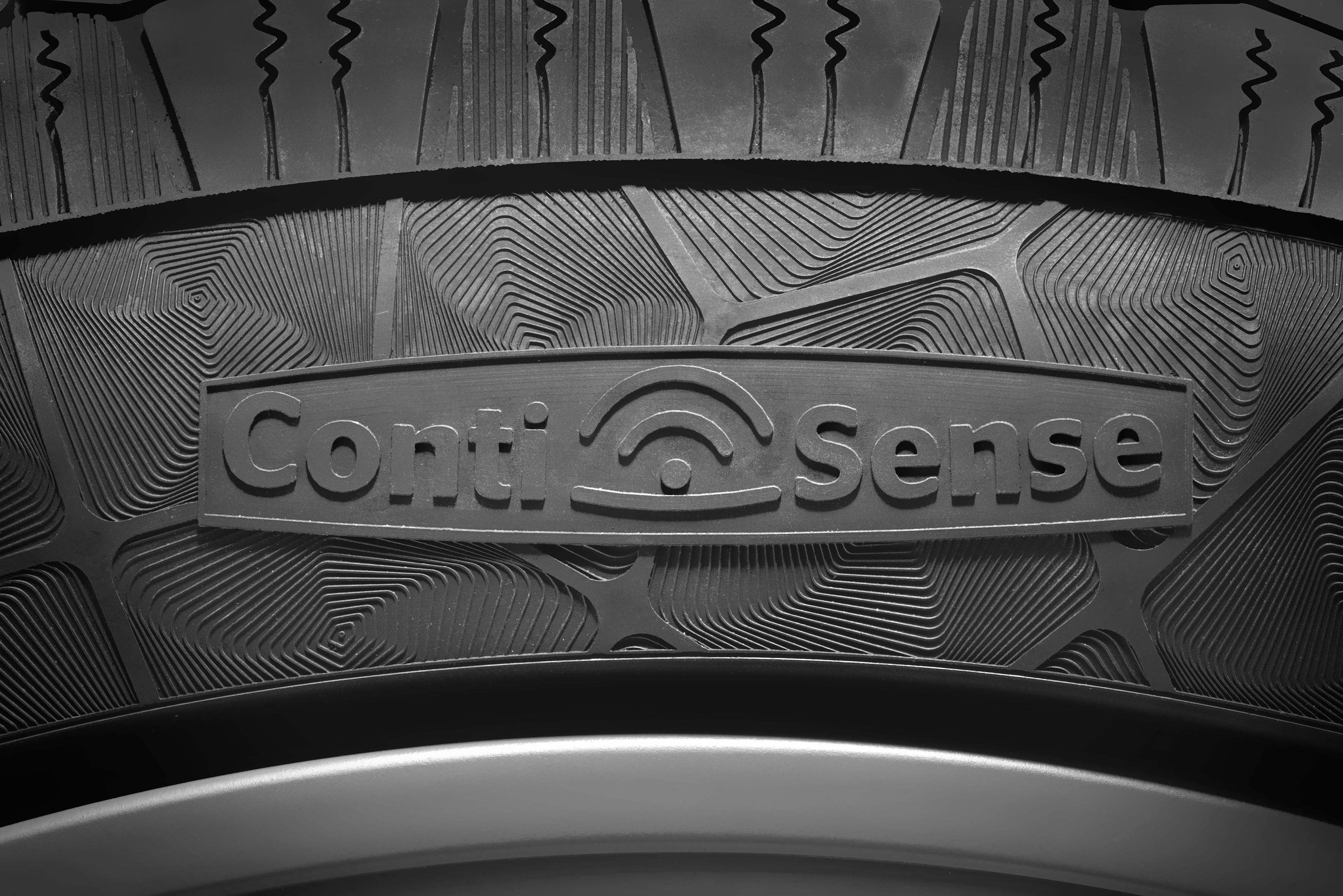 Continental представляет две новые концептуальные шинные технологии, призванные повысить уровень безопасности и комфорта