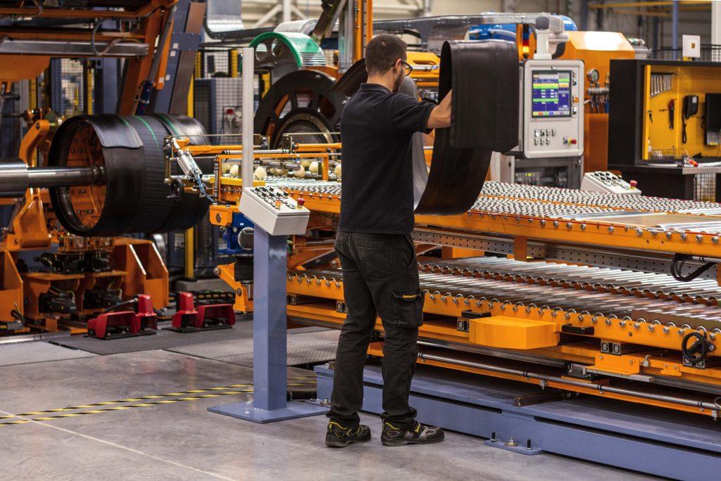 Continental открывает новый завод по выпуску сельскохозяйственных шин в Португалии