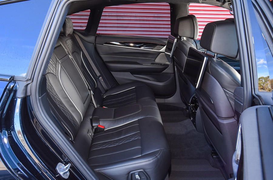 BMW 640i xDrive M Sport Gran Turismo 2018 Обзор Великобритании