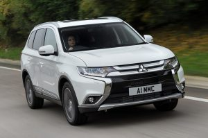 Обзор Mitsubishi Outlander diesel 2018