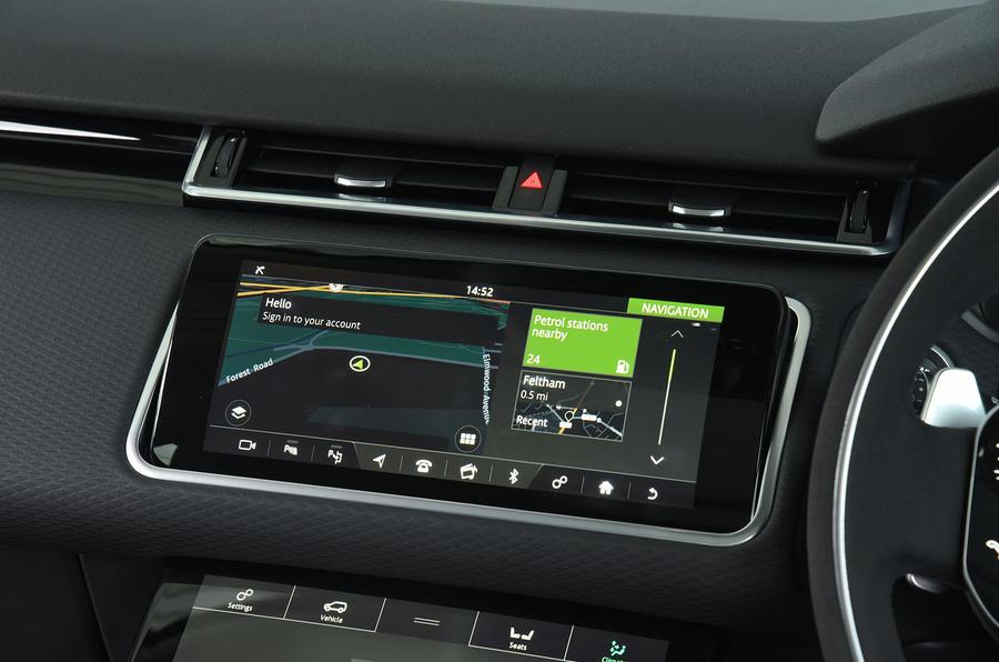 Обзор Range Rover Velar P300 2018