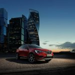 Renault представила шоукар совершенно нового купе-кроссовера Renault arkana
