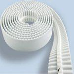 Компания «Мир Ремней» производит и реализует зубчатые ремни для промышленных станков, ленты для конвейеров и транспортеров, шкивы и иные комплектующие