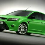 Ford Focus RS. Раллийные корни