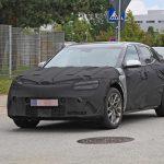 Две новые электрические модели Genesis поймали на тестировании в Германии
