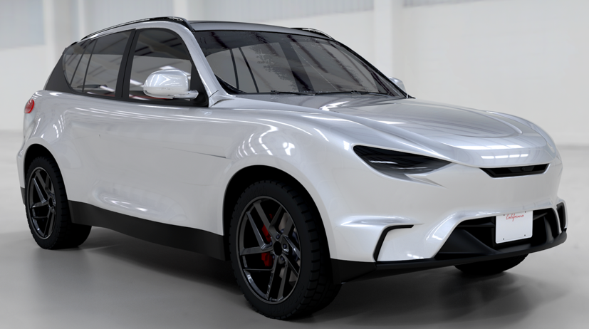Mullen представит электровнедорожник MX-05 в 2022 году