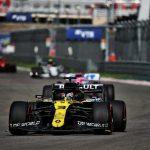 Команда Renault DP World F1 Team заработала 16 очков на Гран-при России