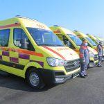 Костанай переоснащает станции скорой помощи новыми Hyundai H350 Ambulance от «Астана Моторс»
